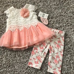 2 Piece Capri Set